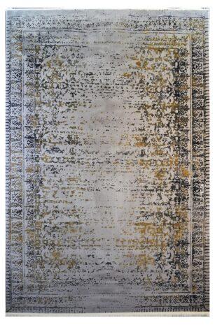 فرش ماشینی کلکسیون کهنه نما ( وینتیج ) کد 33-171 برجسته