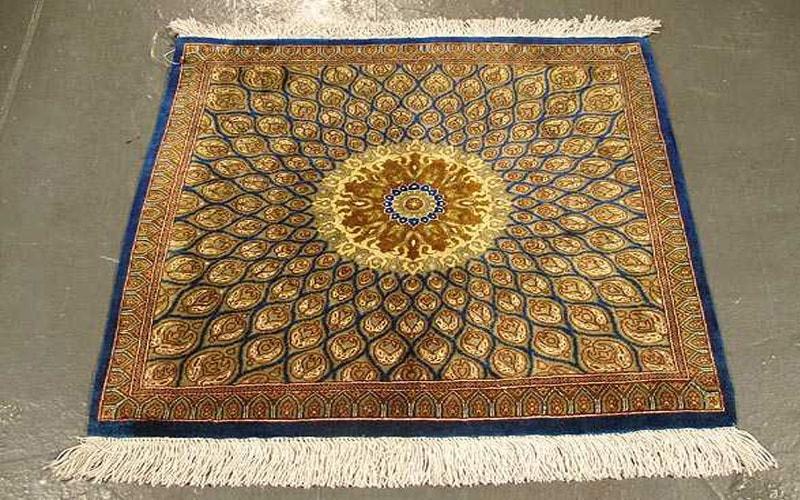 فرش قم | تاریخچه و تصاویر فرش های دستباف قم