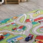 راهنمای خرید فرش اتاق کودک و 4 عامل مهم در انتخاب