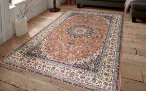 فرش نسکافه ای در دکوراسیون