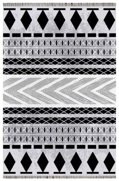 فرش ماشینی کلکسیون فانتزی طرح مراکشی کد 1110