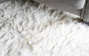 چطور فرش های سفید رنگ را تمیز کنیم ؟