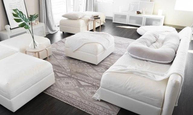 راهنمای کامل انتخاب سایز فرش