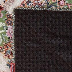 فرش ماشینی فانتزی تکه دوزی ( چهل تکه ) کد 300462