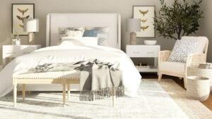 آیا اتاق خواب به فرش نیاز دارد؟