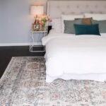 چگونه فرشی مناسب برای زیر تخت خواب خود انتخاب کنیم؟