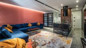 انتخاب فرش متناسب با کفپوش خانه