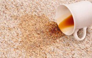 چگونگی پاک کردن لکه های چایی