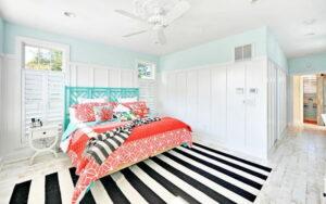 فرش های راه راه سیاه و سفید - همه کاره بودن