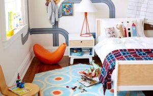 چگونگی دیزاین اتاق کودک