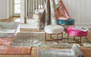 انتخاب مناسب ترین شکل فرش برای فضای خانه ی خود